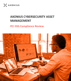 Report Cover PCI DSS